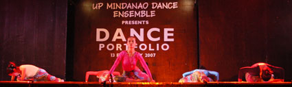 UP Dance Ensemble